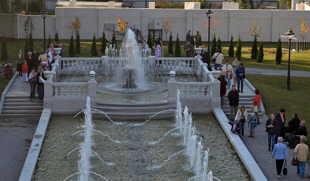Усадьба Асеева в Тамбове после реконструкции. Фото stancoy.livejournal.com