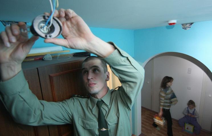 Военная ипотека. Фото ИТАР-ТАСС