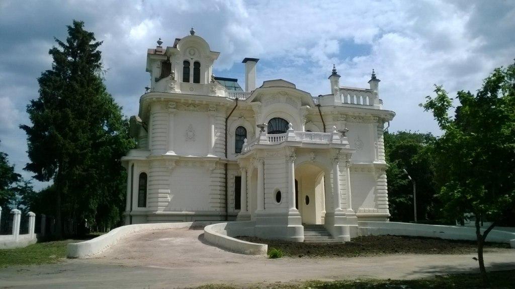 Парк у дома Асеева