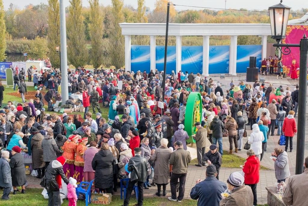 Покровская ярмарка в Тамбове. Фото vk.om