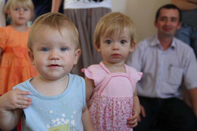 Семейная политика, дети