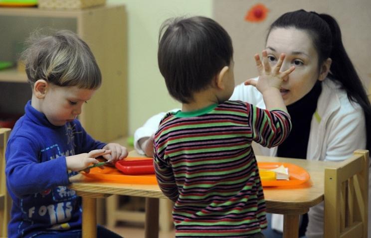 Детские сады. Фото ИТАР-ТАСС