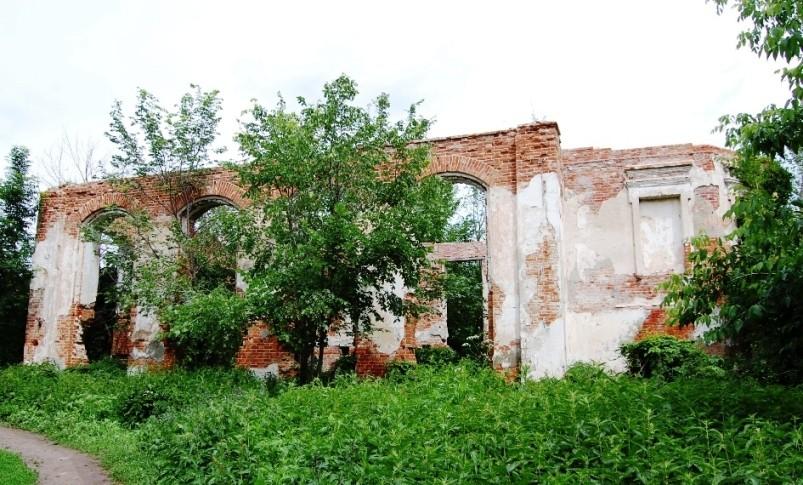 Усадьба Караул в Тамбовской области. Фото vetumtrud.livejournal.com