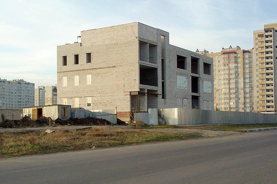 Спортивно-оздоровительный центр на Агапкина