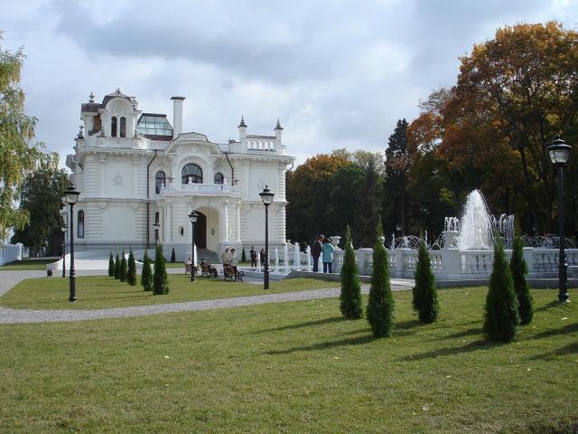 Усадьба Асеева после реконструкции. Фото Ольги Шишовой.
