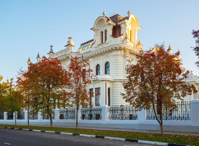 Дворец Асеева. Фото Андрея Щербакова