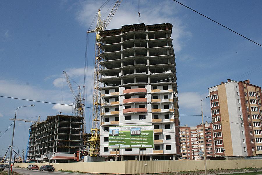 Строительство домов по ипотеке