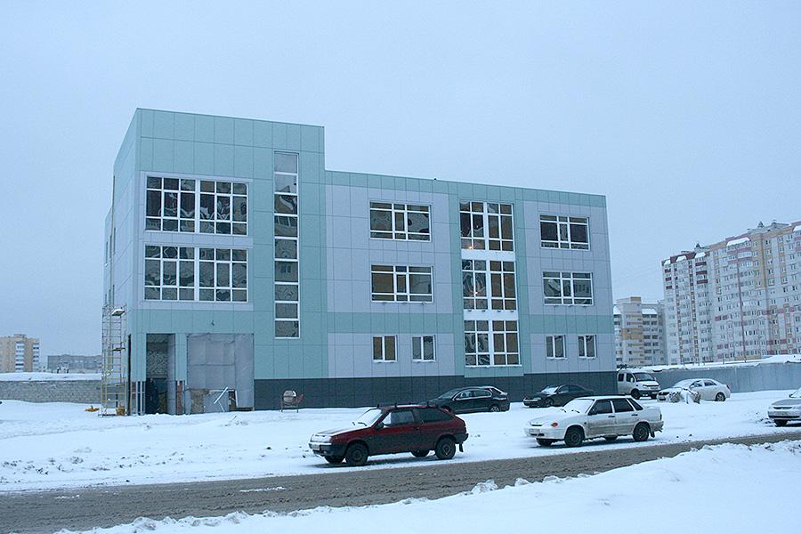 Фитнес-центр на Агапкина