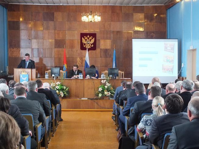 Бюджет Тамбовской области