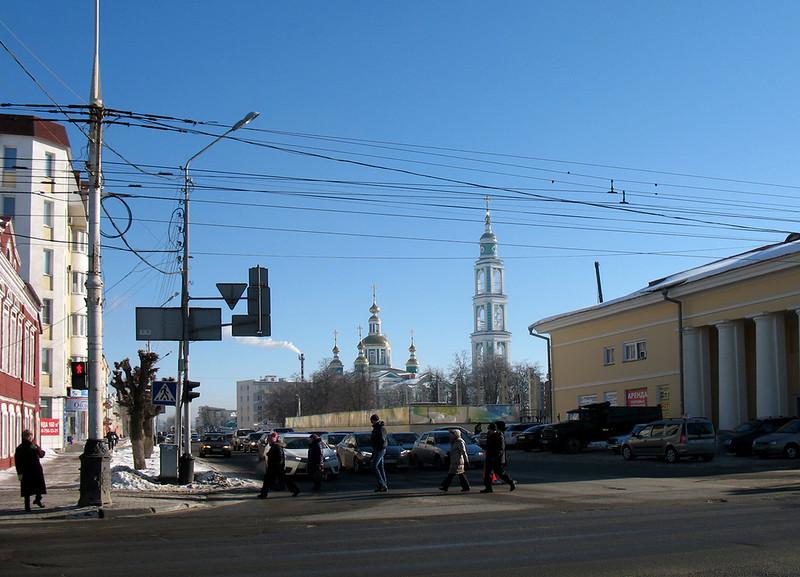 Гостиный двор в Тамбове. Фото М.Климковой