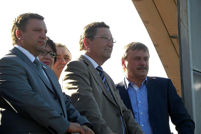 Бетин, Кондратьев и Бобров. Флото 68news.ru