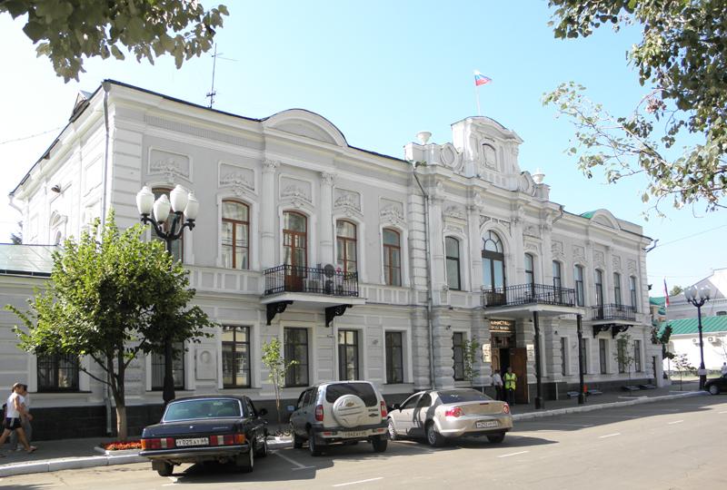 Администрация города Тамбова. Фото tambovia.ru