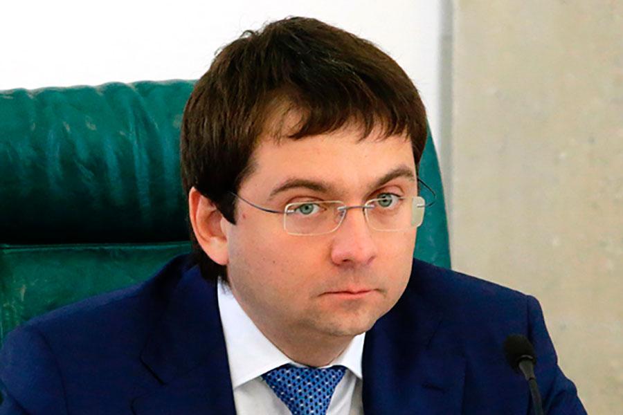 Андрей Чибис, замминистра строительства и ЖКХ. Фото: Photoxpress