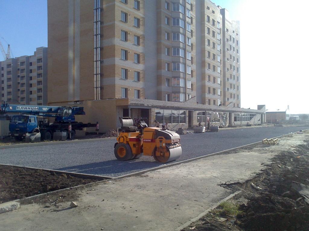Улица Глазкова