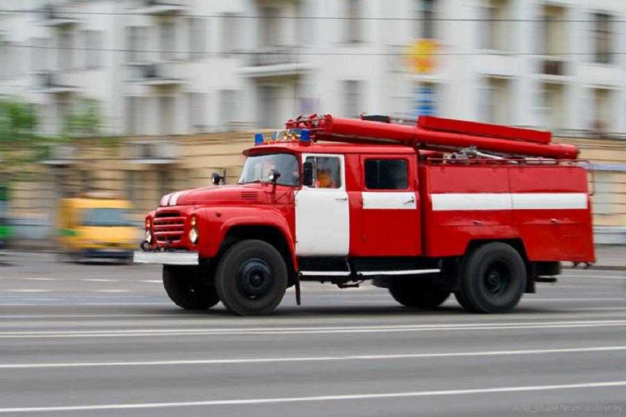 Пожар на Рылеева