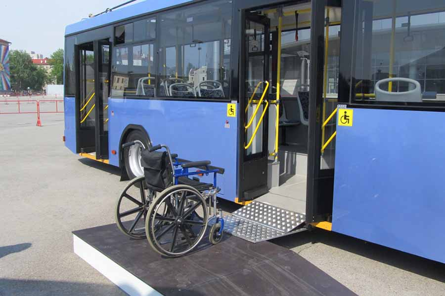 Низкопольные троллейбусы