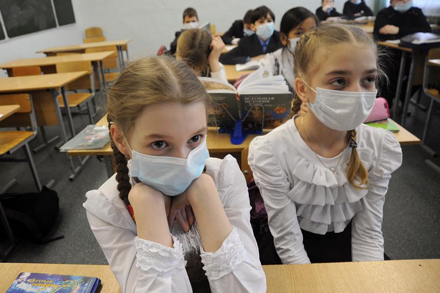 Карантин по гриппу в Тамбове