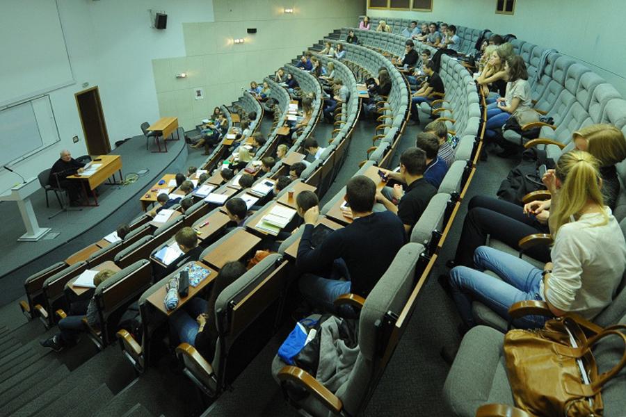Студенты. Фото ТАСС