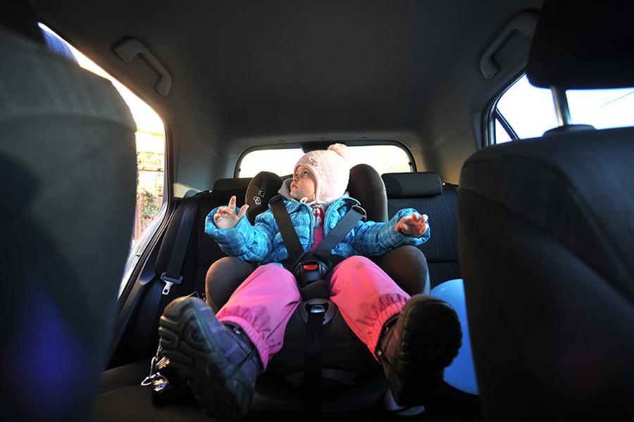 Автокресло. Фото РИА Новости