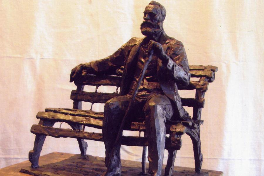 Эскиз памятника Борису Чичерину