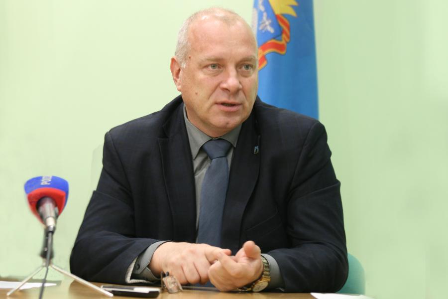 Дмитрий Панков, и. о. начальника управления топливно-энергетического комплекса и жилищно-коммунального хозяйства Тамбовской области