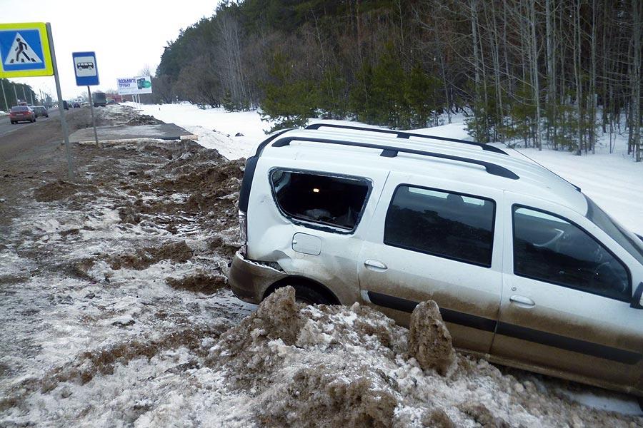 10 февраля 2016, 7:50. ДТП на пятом километре автодороги «Тамбов-Пенза»