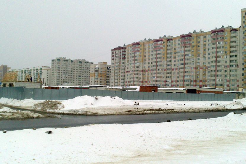 Площадка под строительство развлекательного центра