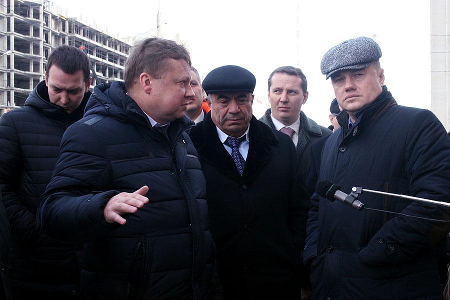 Александр Никитин, Джамал Шамоян, Виталий Букалин