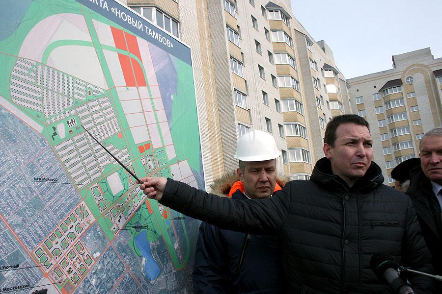 Алексей Филатов, главный архитектор Тамбовской области