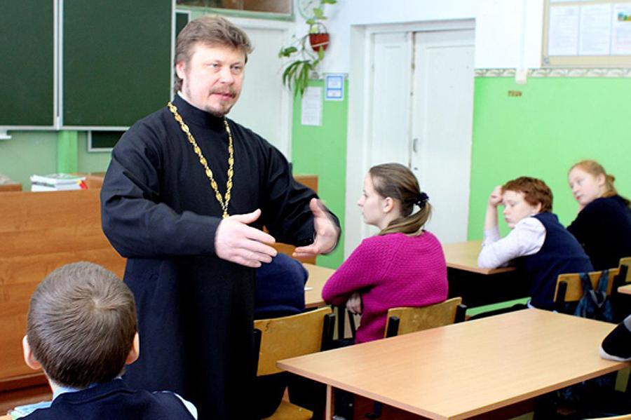 Религия в школе