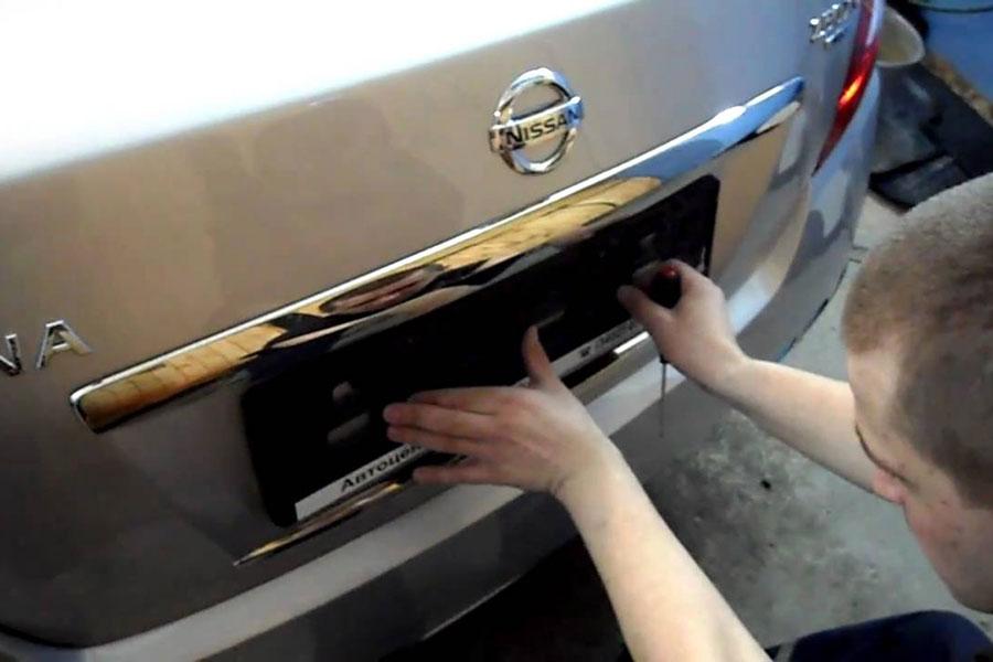 В России пересмотрят ГОСТы на автомобильные и мотоциклетные регистрационные знаки