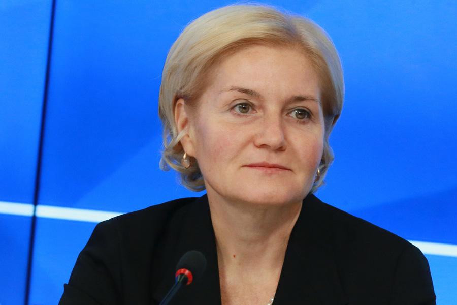Ольга Голодец, фото Life.ru