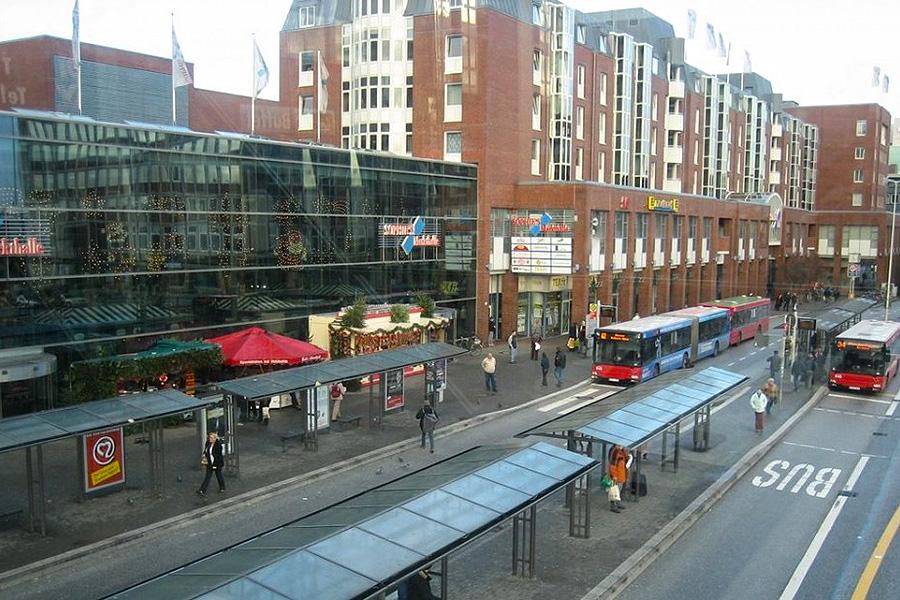Город Киль, Германия