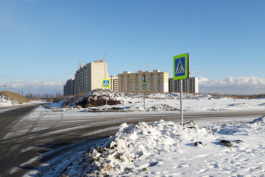 Улицы Рылеева, автомобильные знаки