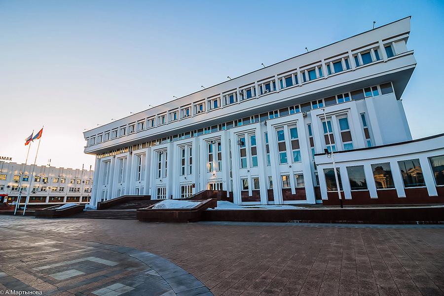 Администрация области. Фото Анны Мартыновой.