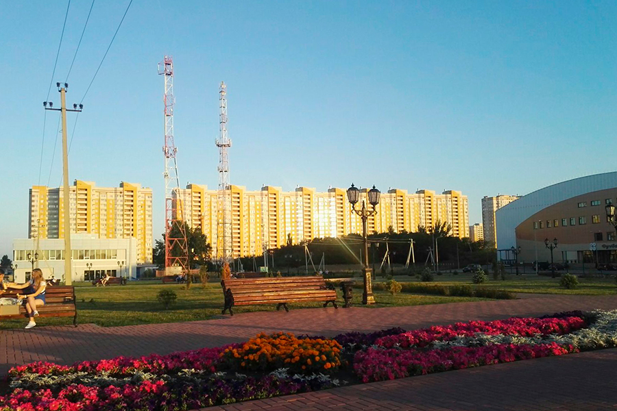Дома на Сабуровской