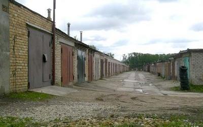 На севере Тамбове хотят снести гаражи