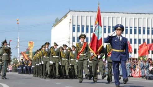 В День Победы Тамбов станет пешеходным