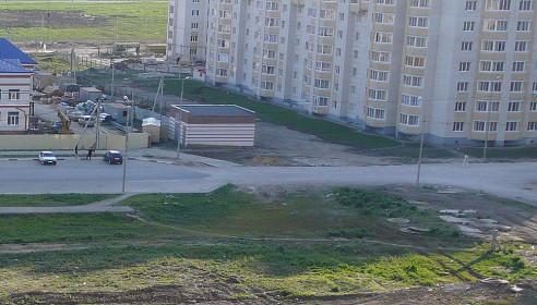 Строительство дороги по улице Победы в Тамбове закончан в июне