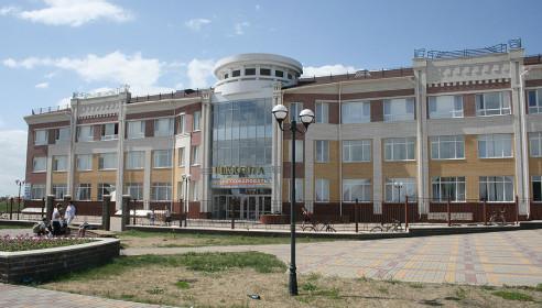 В Радужном откроется лагерь Кристалл (Тамбов)