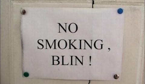 Что делать, если сосед курит в подъезде
