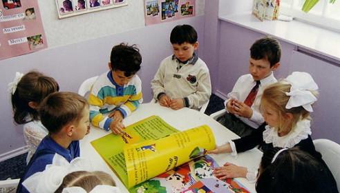 """Воспитанники детсада """"Умка"""" будут учить английских с малых лет"""