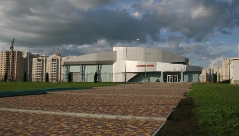 Ледовый дворец в Тамбове откроется в конце июня
