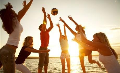 Власти обещают построить для тамбовчан пляжный спорткомплекс