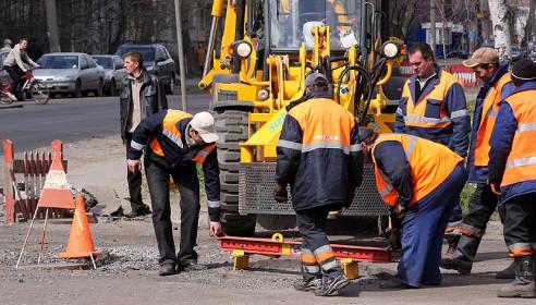 За ремонтом дорог будет следить веб-камеры