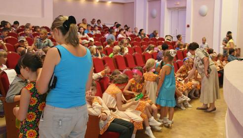 Актовый зал в школе №36
