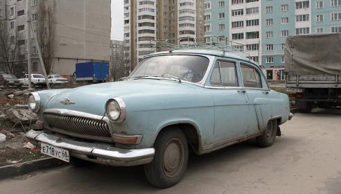Транспортный налог на старые авто увеличат втрое