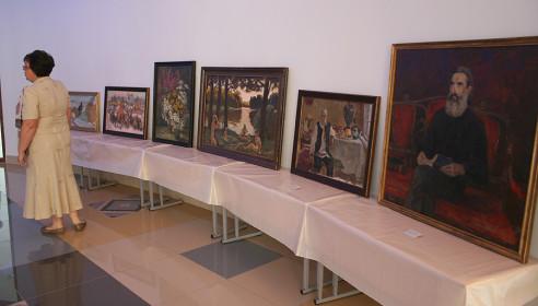 Картины тамбовских художников