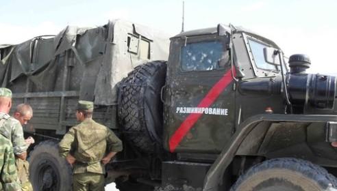 В Дагестане под обстрел попали тамбовские силовики
