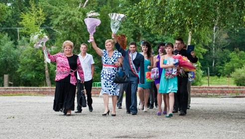 Образцовый выпускной -2011